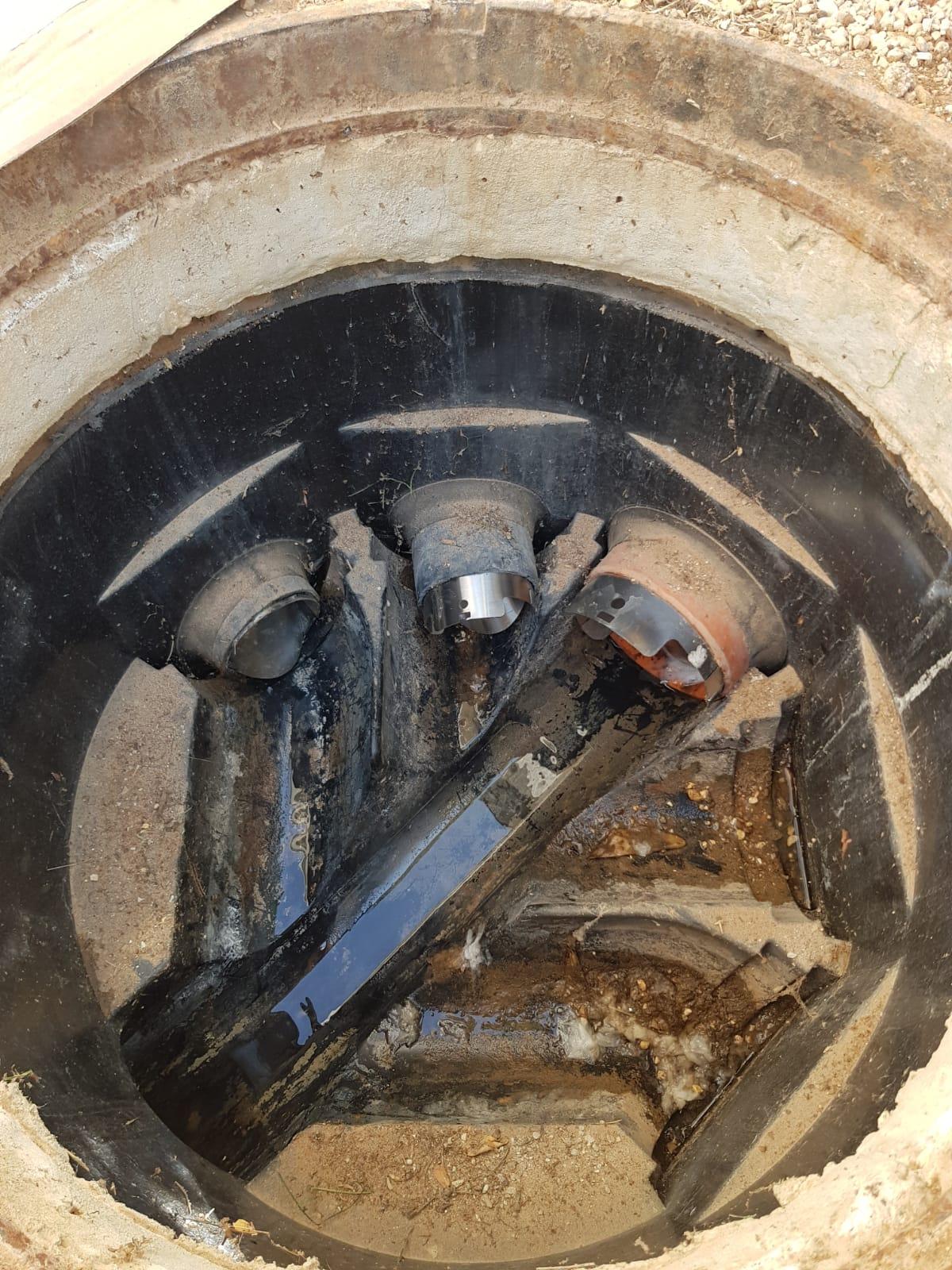 צינור 4 צול 380 צינור 6 צול 480 לא כולל התקנה